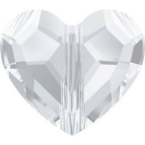 Swarovski 5741 12mm Love Beads Crystal
