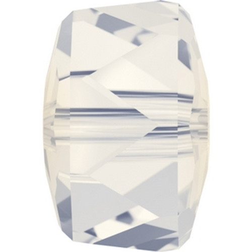 Swarovski 5045 6mm New Rondelle Beads White Opal