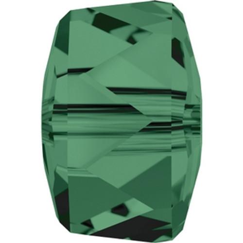 Swarovski 5045 8mm New Rondelle Beads Emerald