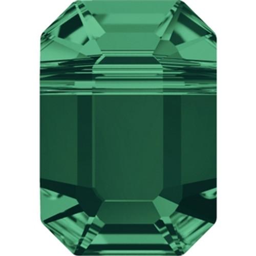Swarovski 5514 10mm Pendulum Beads Emerald