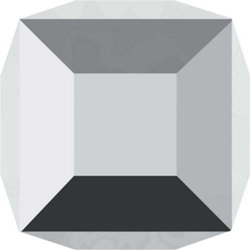 Swarovski 5601 8mm Cube Beads Crystal Light Chrome B