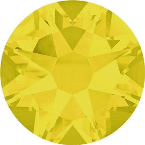 Swarovski 2088 30ss Xirius Flatback Yellow Opal (288 pieces )