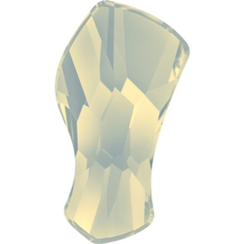 Swarovski 2798 14mm White Opal Contour Flatback . White Opal can also be used for the October birthstone color and is white in nature saturated in a milky opalescence that gives it a light romantic quality. . Swarovski Crystal is the finest quality precision-cut crystal in the world. Fashionable and sophisticated styles are infused with rich colors and lavish coatings. SWAROVSKI ELEMENTS are essential in creating captivating jewelry designs of exceptional radiance and quality.