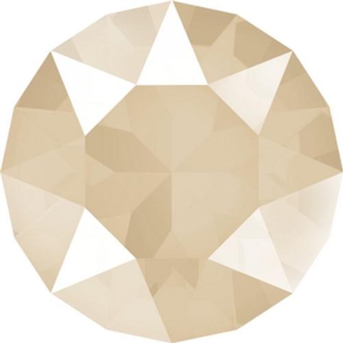 Swarovski 1088 39ss Crystal Ivory Cream Lacquer Xirius Round Stones