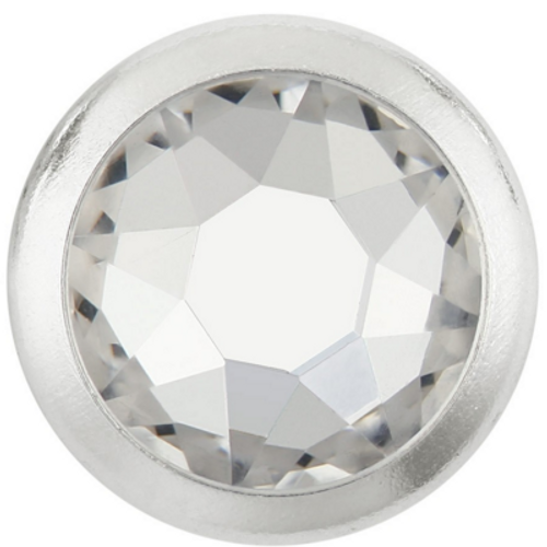 Swarovski 2078/I 20ss Crystal Light Chromez Hot Fix Rimmed Xirius Flatbacks