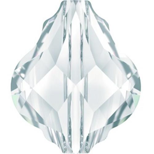 Swarovski style # 5058 Baroque Bead Crystal