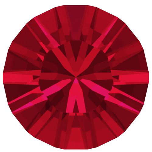 Swarovski 1088 21pp Xirius Round Stones Scarlet