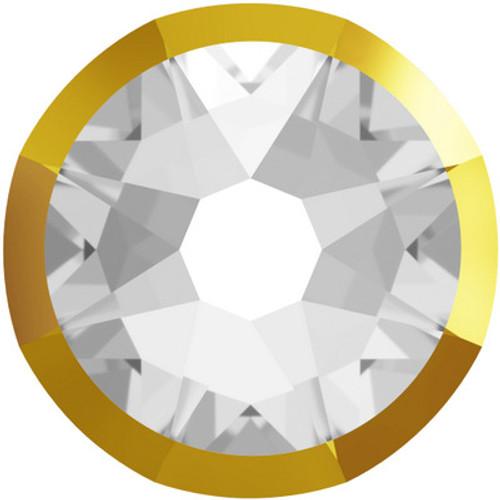 Swarovski 2088 34ss (~7.2mm) Flatback Crystal Doradoz