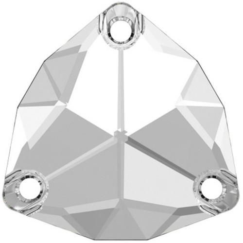 Swarovski 3272 20mm Trilliant Sew On Stones Crystal
