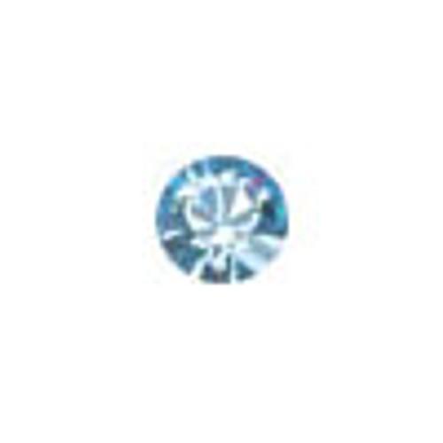 Swarovski 5181 17mm Keystone Beads Aquamarine   (4 pieces)