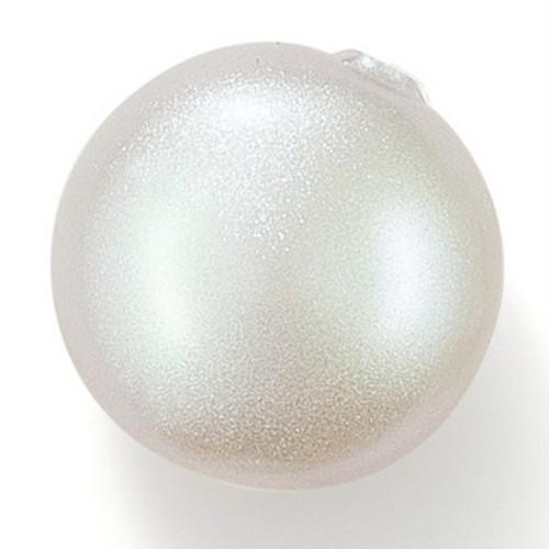 Swarovski 5810 8mm Round Pearls Crystal Iridescent Dove Grey  Pearls