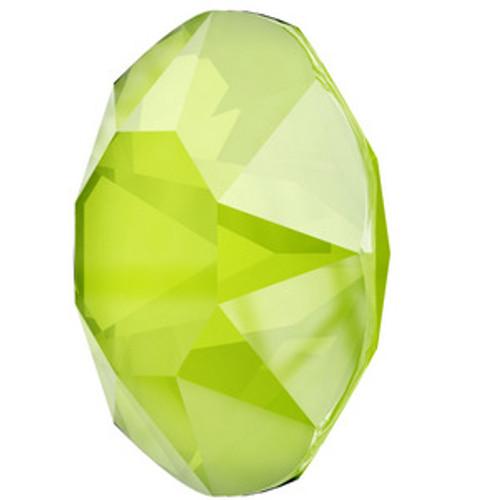 Swarovski 1088 29ss Xilion Round Stones Crystal Lime  Round Stones