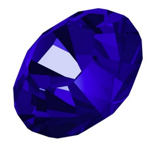 Swarovski 1088 29ss Xilion Round Stones Majestic Blue  Round Stones