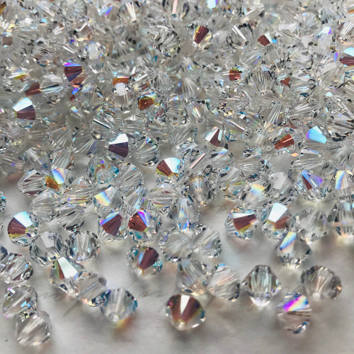 Swarovski 5328 5mm Xilion Bicone Beads Crystal Shimmer (720  pieces)