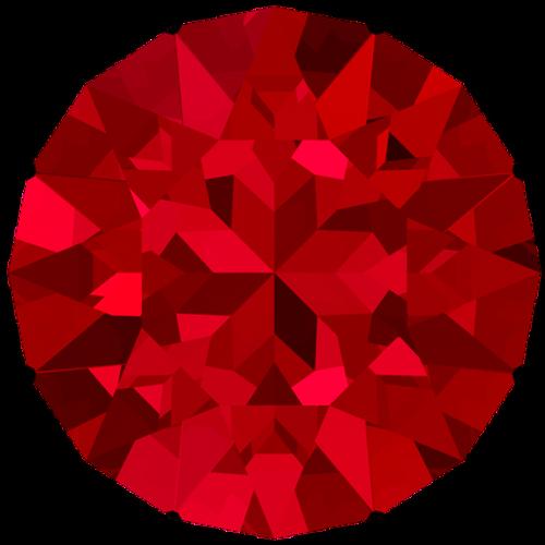 Swarovski 1028 7pp Xilion Round Stones Scarlet (1440  pieces)