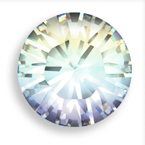 Swarovski 1028 39ss Xilion Round Stone Crystal AB
