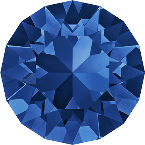 Swarovski 1088 39ss Xirius Round Stones Capri Blue (144 pieces)
