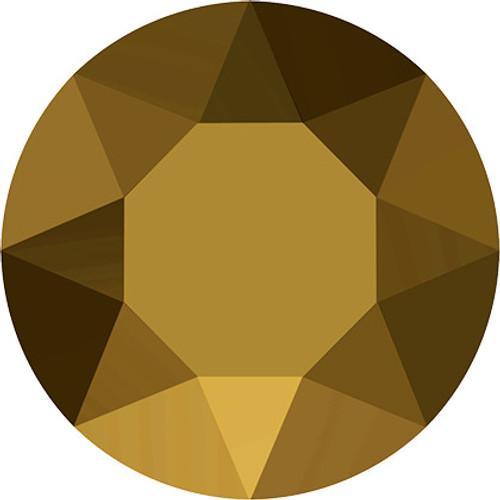 On Hand: Swarovski 1088 39ss Xirius Round Stones Crystal Dorado (144  pieces)