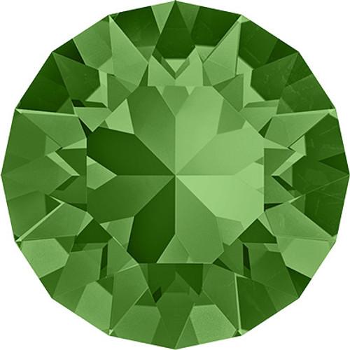 Swarovski 1088 39ss Xirius Round Stones Fern Green (144 pieces)