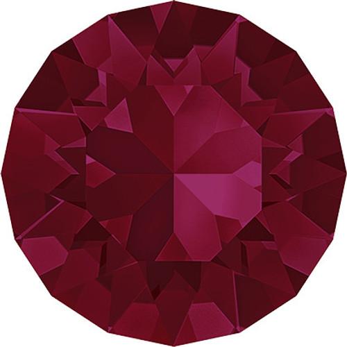 Swarovski 1088 39ss Xirius Round Stones Ruby (144 pieces)