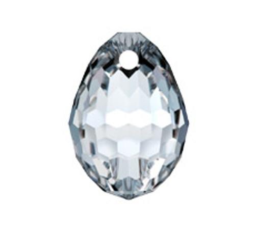 On Hand: Swarovski 6002 10mm Pear Pendant Crystal  (3 pieces)