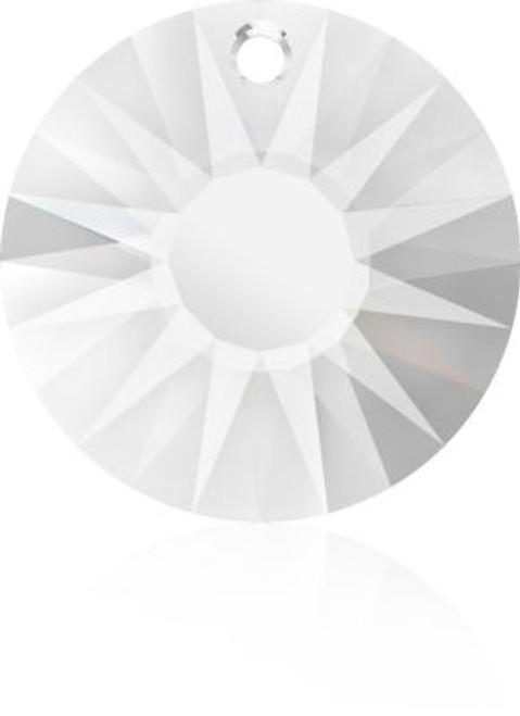 Swarovski 6724 19mm Sun Pendants Crystal