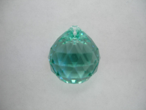 On Hand: Swarovski 8550 20mm Ball Prism Antique Green (3 pieces)