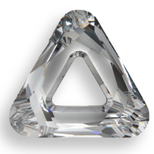 Swarovski 4737 14mm Triangle Beads Crystal