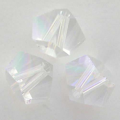 Swarovski 5310 4.5mm Simplicity Beads 5 Crystal AB