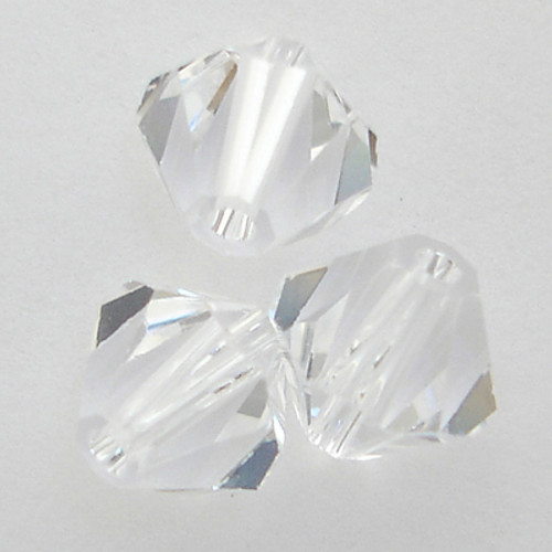 Swarovski 5328 10mm Xilion Bicone Beads Crystal