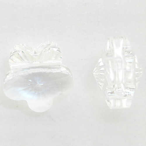Swarovski 5744 8mm Flower Beads Crystal