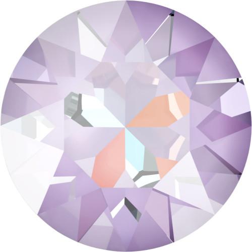 1088 Xirius Round Stones 39ss Crystal Lavender DeLight