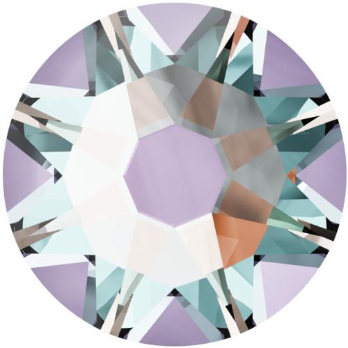 2058 & 2088 Flatback 12ss Crystal Lavender DeLight