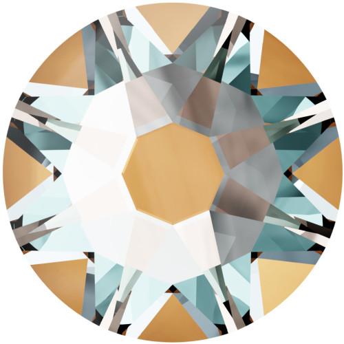 2058 & 2088 Flatback 12ss Crystal Peach DeLight