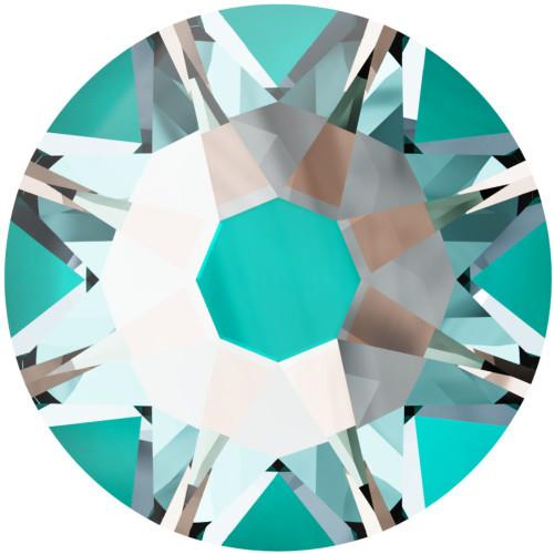 2058 & 2088 Flatback 20ss Crystal Laguna DeLight