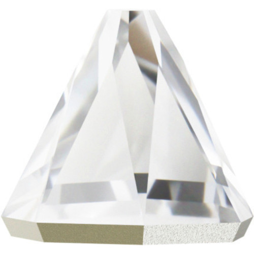2019 Round Spike Flatbacks 4mm Crystal