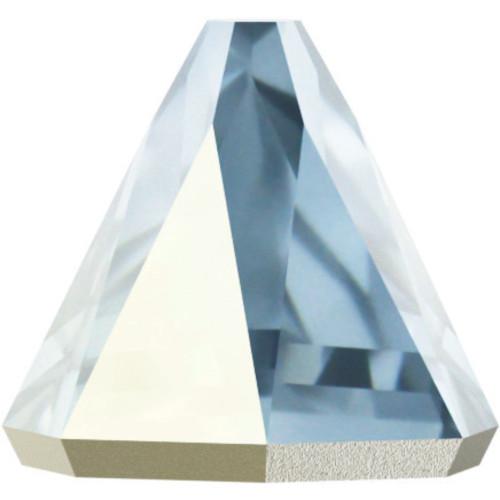 2019 Round Spike Flatbacks 5mm Crystal Blue Shade