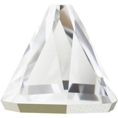 2019 Round Spike Flatbacks 6mm Crystal