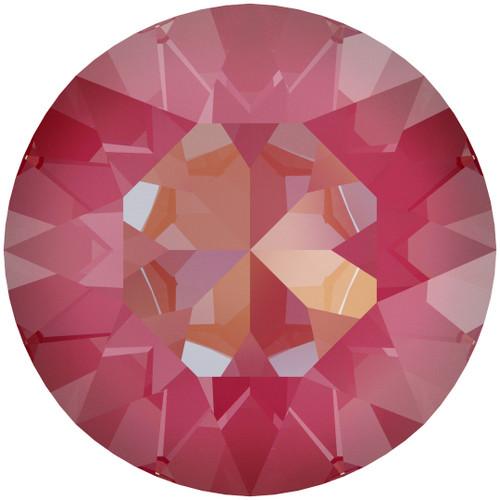 Swarovski 1088 39ss Xirius Round Stones Crystal Lotus Pink Delite