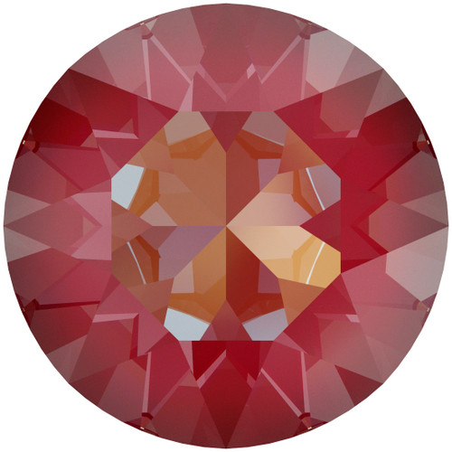 Swarovski 1088 39ss Xirius Round Stones Crystal Royal Red Delite
