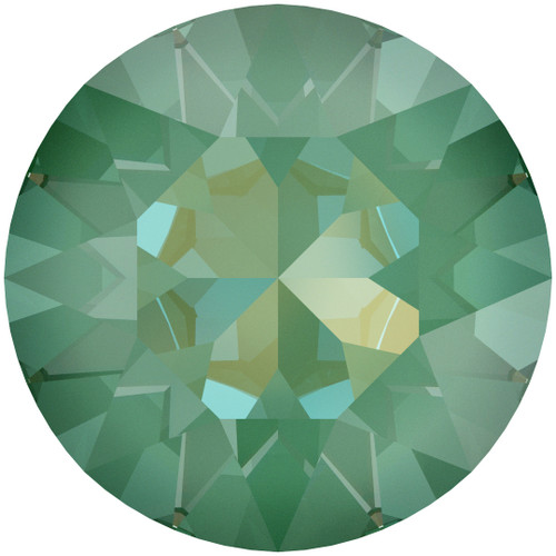 Swarovski 1088 39ss Xirius Round Stones Crystal Silky Sage Delite