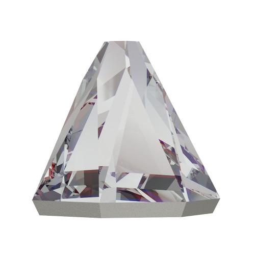Swarovski 2019 4mm Round Spike Flatbacks Crystal Hot Fix