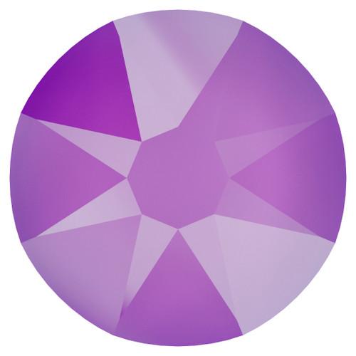 Swarovski 2088 20ss Xirius Flatback Crystal Electric Violet