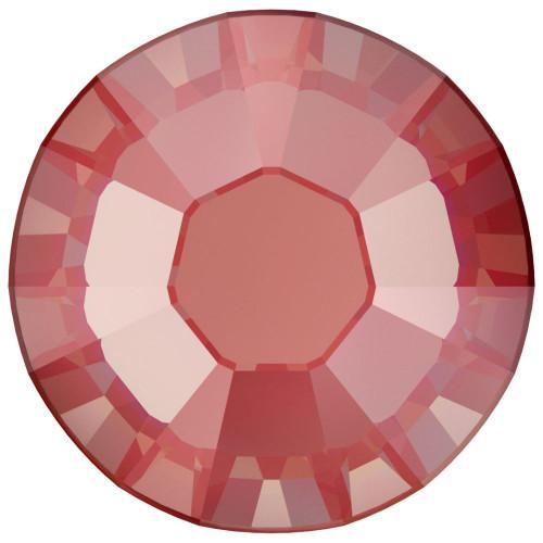 Swarovski 2088 20ss Xirius Flatback Crystal Royal Red Delite
