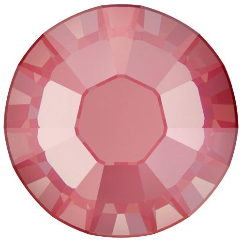 Swarovski 2088 30ss Xirius Flatback Crystal Lotus Pink Delite