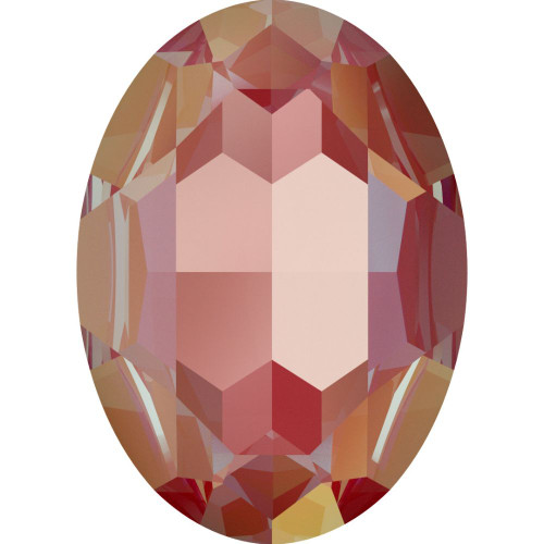Swarovski 4120 18mm Oval Fancy Stones Crystal Royal Red Delite
