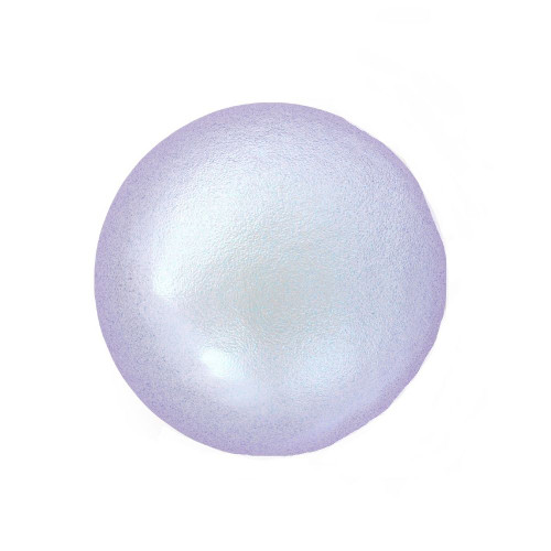 Swarovski 5817 8mm Half-Dome Pearls Iridescent Dreamy Blue