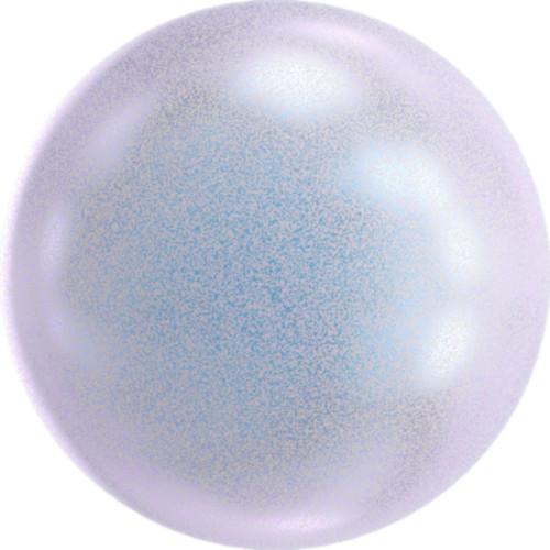 Swarovski 5810 2mm Round Pearls Iridescent Dreamy Blue