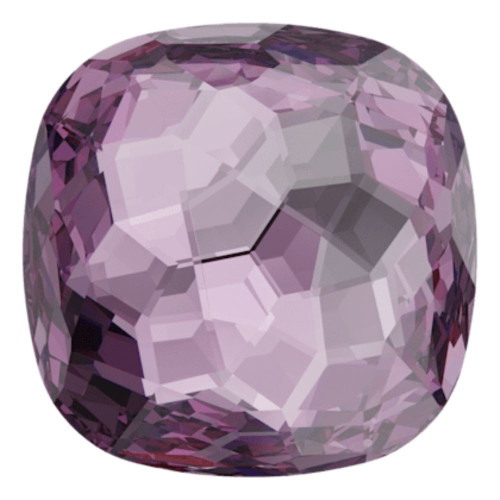 Swarovski 4483 10mm Fantasy Cushion Fancy Stone Iris