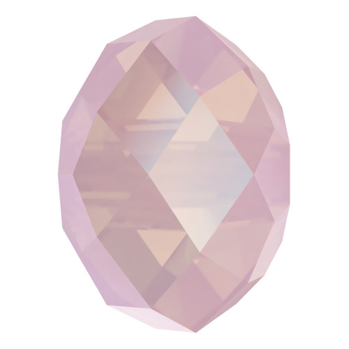 Swarovski  5040 8mm Rondelle Beads Rose Water Opal Shimmer 2X